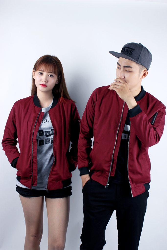 áo khoác cặp đôi