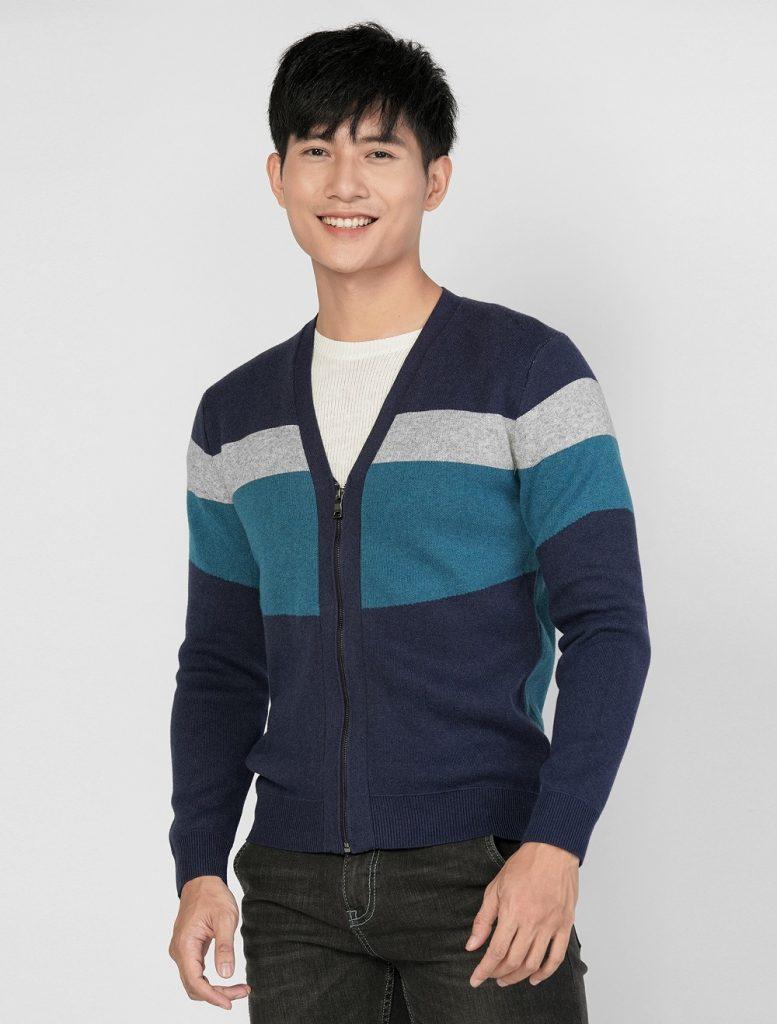 áo khoác len Hàn Quốc 1
