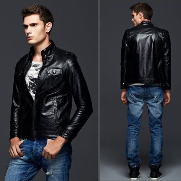 áo khoác da nam 03