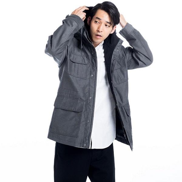 áo khoác gọn nhẹ nam 02