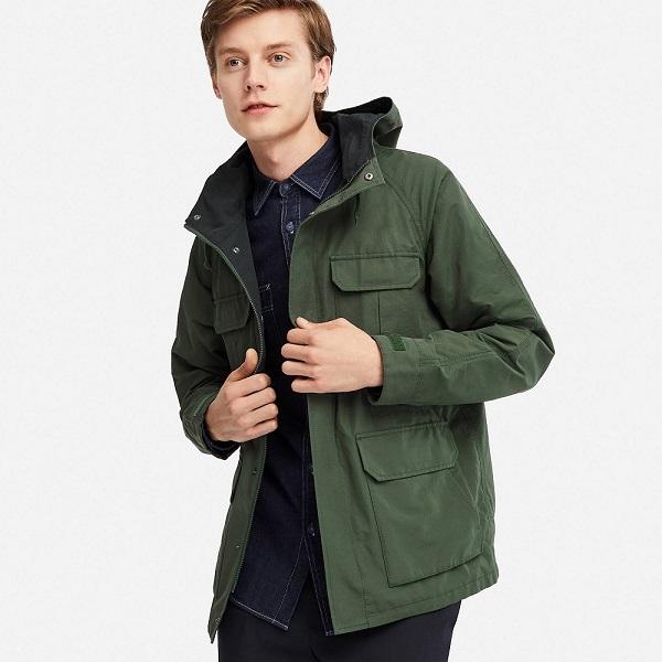 áo khoác nam xuất khẩu xịn 2