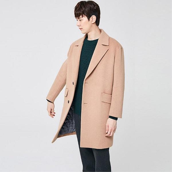 áo khoác măng tô nam 2