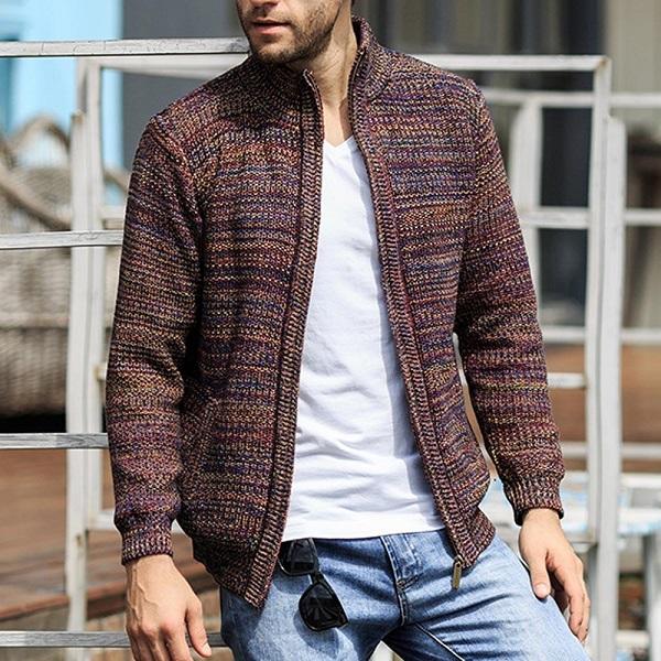 áo khoác cardigan nam 02