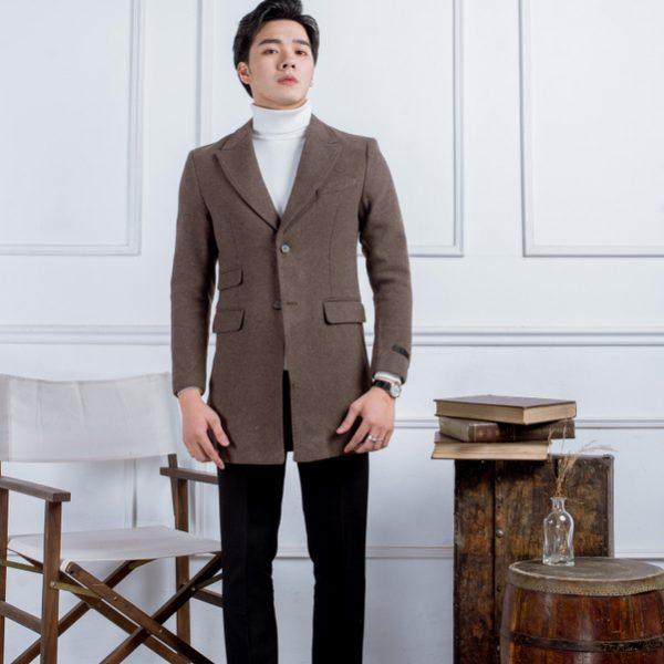 áo khoác công sở nam 03