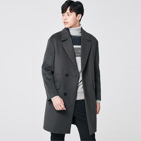 áo khoác măng tô nam 3
