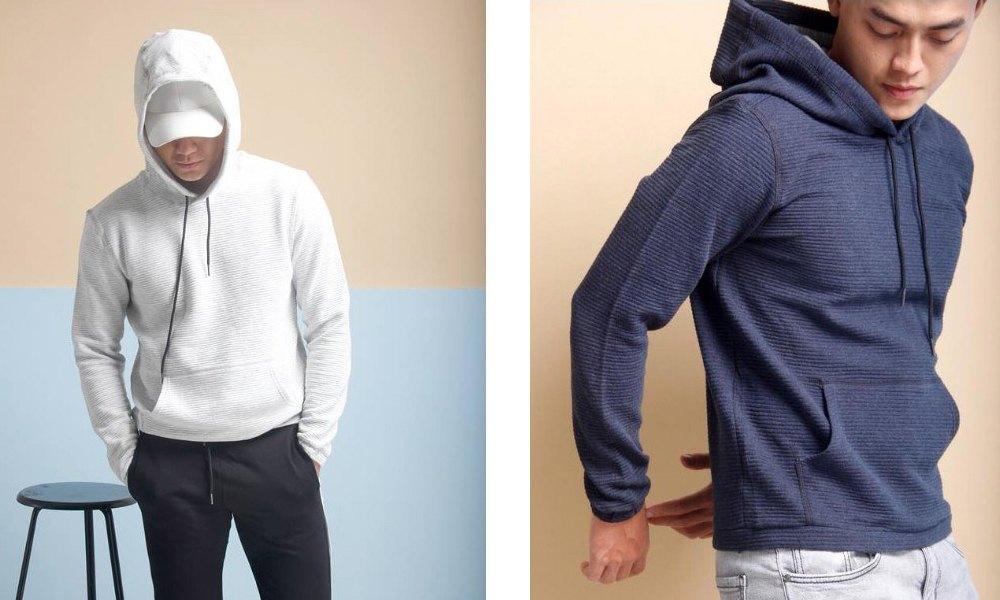 áo khoác hoodie nam 4